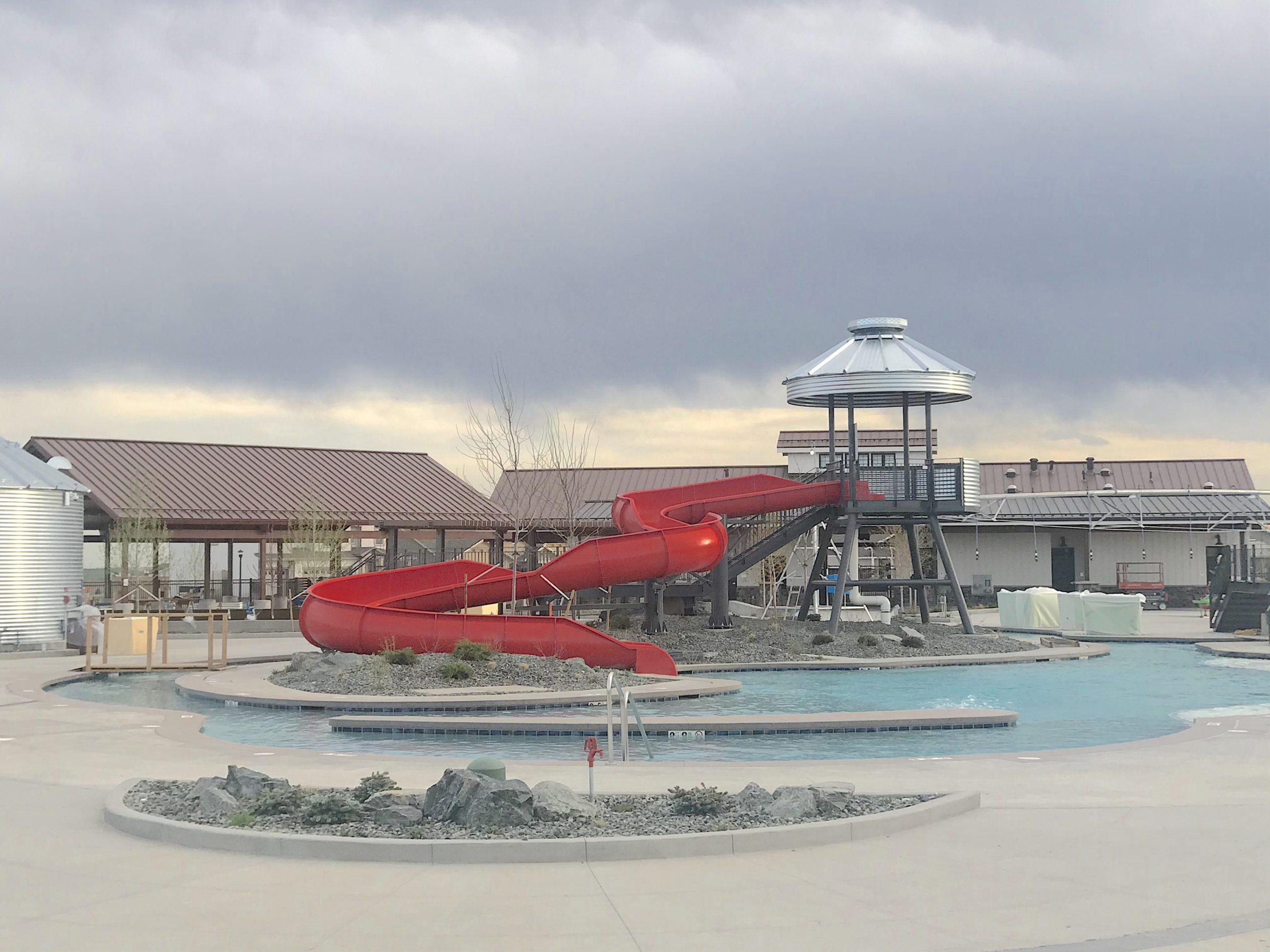 Raindance Pool